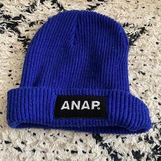 アナップ(ANAP)のANAPニット帽(帽子)