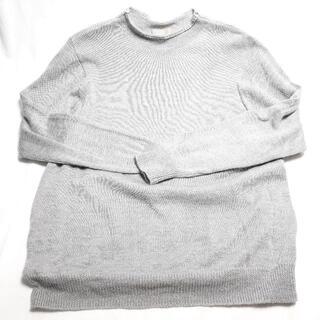 マーガレットハウエル(MARGARET HOWELL)の[Margaret Howell] メンズ セーター グレー L(ニット/セーター)