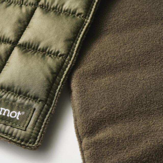 MARMOT(マーモット)のmarmot  マーモット ♥ キルティング マフラー   メンズのファッション小物(マフラー)の商品写真