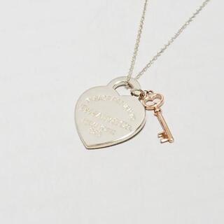 ティファニー(Tiffany & Co.)のティファニー ネックレス美品 (ネックレス)