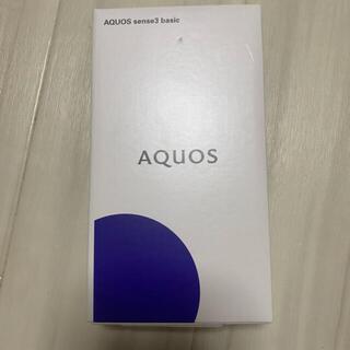 AQUOS - AQUOS SIMフリー