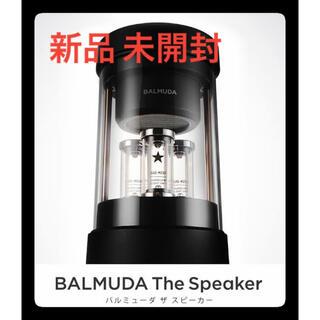 BALMUDA - BALMUDA バルミューダ ザ スピーカー 新品 未開封