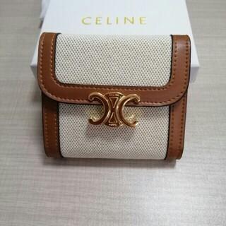 celine - 早い者勝ち!★「Celine セリーヌ」 折り財布/箱付きです 小銭入れ ★