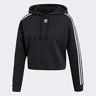 アディダス(adidas)の【adidasOriginal】クロップド パーカー(パーカー)