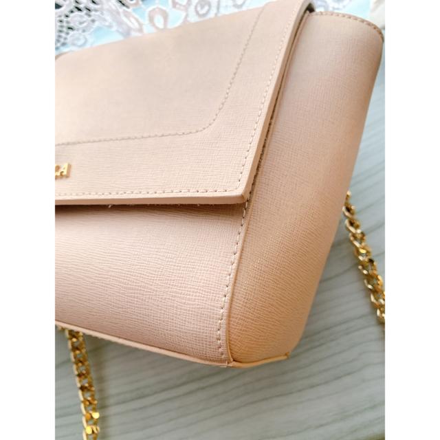 Furla(フルラ)の■美品■フルラ FURLA チェーンショルダーバック レザー レディースのバッグ(ショルダーバッグ)の商品写真