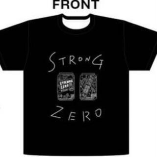 サントリー(サントリー)のストロングゼロ ♥ Tシャツ       サントリー ストT   Lサイズ(Tシャツ/カットソー(半袖/袖なし))