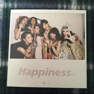 ハピネス(Happiness)のHappiness ステッカー(アイドルグッズ)