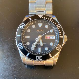 SEIKO - SEIKO 7S26-0040 自動巻 メンズ 腕時計 黒文字盤 デイデイト