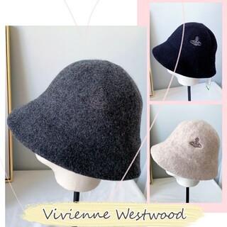 Vivienne Westwood - Vivienne Westwood ❤帽子 バスククロッシェ(モカブラウン)