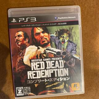 レッド・デッド・リデンプション:コンプリート・エディション PS3(家庭用ゲームソフト)