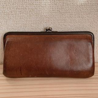 genten - 【genten】がま口 長財布【ゲンテン】