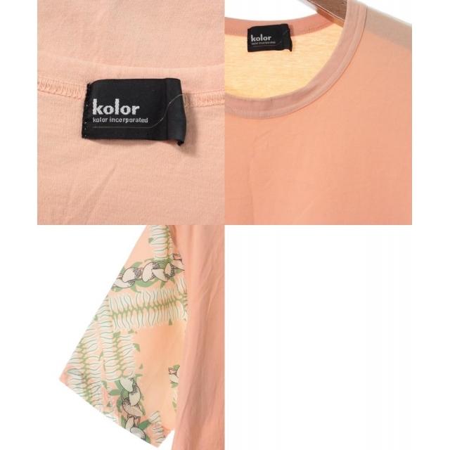 kolor(カラー)のkolor Tシャツ・カットソー メンズ メンズのトップス(Tシャツ/カットソー(半袖/袖なし))の商品写真