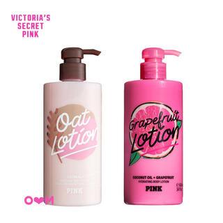 ヴィクトリアズシークレット(Victoria's Secret)のヴィクトリアシークレットPINK  ボディローション2本セット(ボディローション/ミルク)