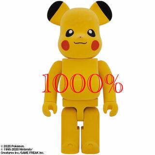 BE@RBRICK ピカチュウ フロッキーVer. 1000%