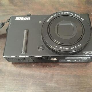 ニコン(Nikon)のNikon デジカメ COOLPIX P340(コンパクトデジタルカメラ)