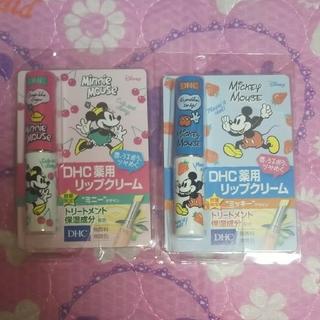DHC - DHC 薬用 リップクリーム ミッキー&ミニー