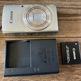 キヤノン(Canon)のCanon/キャノン/IXY200/デジカメ(コンパクトデジタルカメラ)