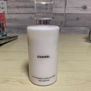 シャネル(CHANEL)のCHANEL シャネル ボディモイスチャーボディ用乳液(ボディローション/ミルク)