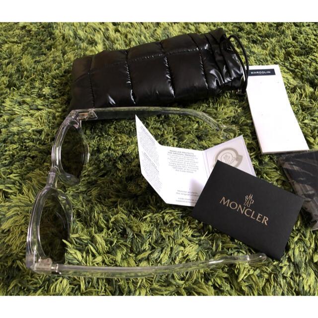 MONCLER(モンクレール)のモンクレール ミラーサングラス メンズのファッション小物(サングラス/メガネ)の商品写真