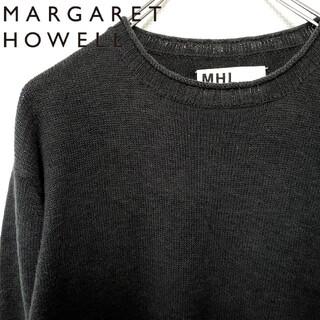マーガレットハウエル(MARGARET HOWELL)のMARGARET HOWELL マーガレットハウエル ニット MHL (ニット/セーター)