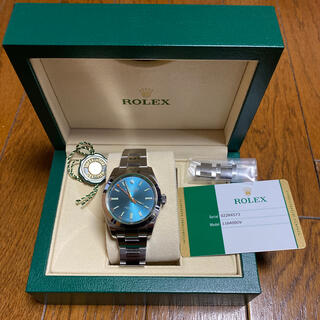 ロレックス(ROLEX)のロレックス ミルガウス(腕時計(アナログ))