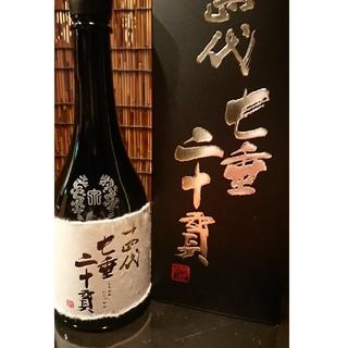 さざえさん申請十四代 七垂二十貫  720ml(日本酒)