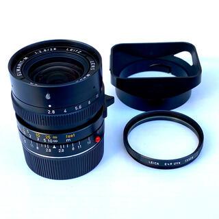 LEICA - 美品 LEICA ライカ ELMARIT-M 28mm F2.8 70周年記念