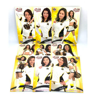 ハンシンタイガース(阪神タイガース)のTigersGirls 阪神タイガース チアリーダー BBM2020 舞(シングルカード)