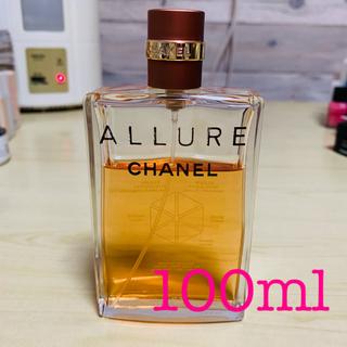 シャネル(CHANEL)のシャネル アリュール オードゥ パルファム (ヴァポリザター) 100ml(香水(女性用))