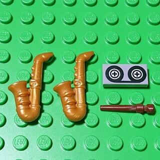 レゴ(Lego)の【新品】LEGO 吹奏楽マーチングセット レゴミニフィグアイテム(その他)