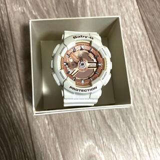 ベビージー(Baby-G)のG SHOCK時計(腕時計(デジタル))