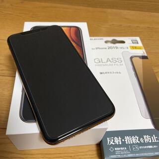 iPhone - セール SIMフリー iPhonexs 64GB ゴールド 美品 おまけ付き