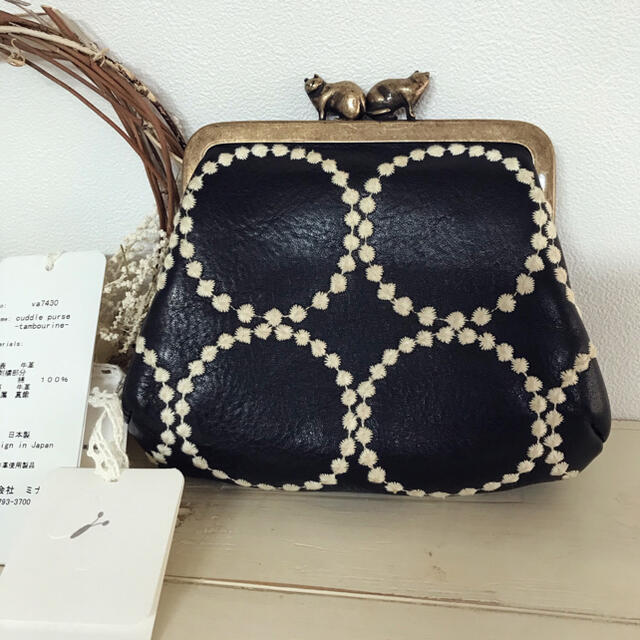 mina perhonen(ミナペルホネン)の⚮̈mina perhonen ミナペルホネン⚮̈  タンバリン カドルパース  レディースのファッション小物(財布)の商品写真