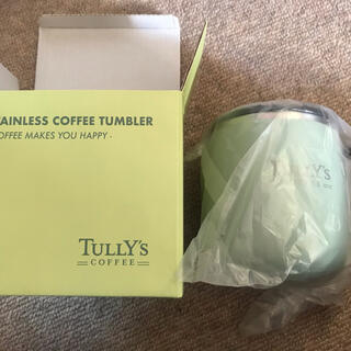 TULLY'S COFFEE - 福袋 2021 タリーズ ステンレスタンブラー ピスタチオグリーン