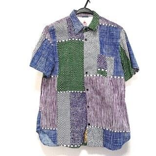 ソウソウ(SOU・SOU)のソウソウ 半袖シャツ サイズL メンズ美品 (シャツ)