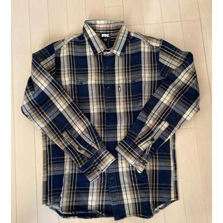 エフティーシー(FTC)のFTC HEAVY PLAID NEL SHIRT(Tシャツ(長袖/七分))