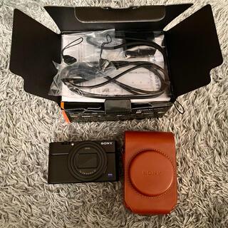 ソニー(SONY)のSONY DSC-RX100M7(コンパクトデジタルカメラ)