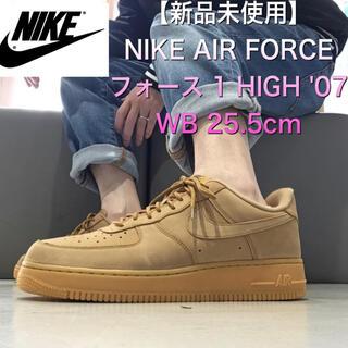 ナイキ(NIKE)の【新品未使用】NIKE AIR FORCE フォース 1 HIGH '07 WB(スニーカー)