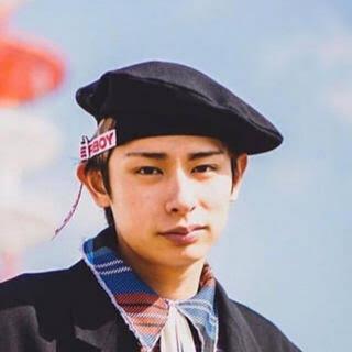 コムデギャルソン(COMME des GARCONS)のcharles jeffrey LOVERBOY 18aw ベレー帽(ハンチング/ベレー帽)
