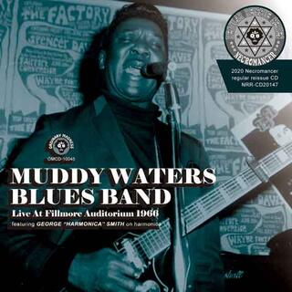 MUDDY WATERS / LIVE 1966(ブルース)