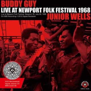 BUDDY GUY & JUNIOR WELLS / LIVE 1968(ブルース)