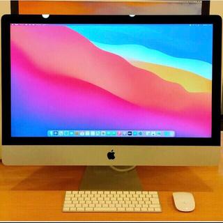 Mac (Apple) - 【美品】iMac Retina 5K, 27-inch, Late 2015