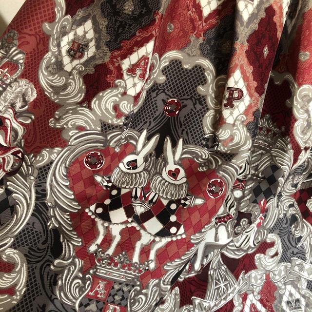 Angelic Pretty(アンジェリックプリティー)の道化師とウサギ+ボンネットセッド レディースのワンピース(ひざ丈ワンピース)の商品写真