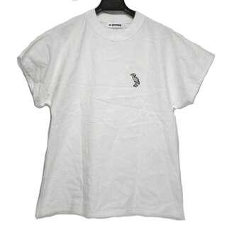 ジルサンダー(Jil Sander)のジルサンダー 半袖Tシャツ サイズS - 白(Tシャツ(半袖/袖なし))