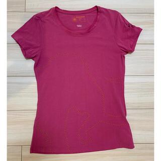 マムート(Mammut)のMAMMUT  Tシャツ(登山用品)