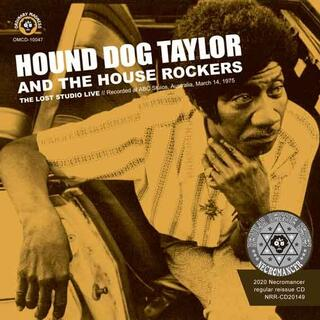HOUND DOG TAYLOR & THE HOUSE ROCKERS(ブルース)