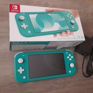 Nintendo Switch - ニンテンドー スイッチ ライト ターコイズ