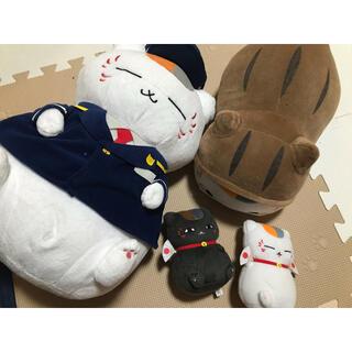 夏目友人帳 ニャンコ先生 ぬいぐるみ 1番くじ アミューズメント