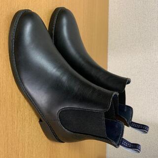 マッキントッシュフィロソフィー(MACKINTOSH PHILOSOPHY)の【マッキントッシュフィロソフィー】サイドゴアレインブーツ 黒 40/S(ブーツ)