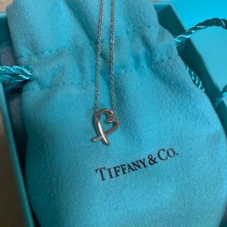 ティファニー(Tiffany & Co.)のTiffany  ネックレス(ネックレス)